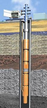 Moss Ltd Electrical Submersible Pumps Novomet